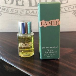 La Mer The Renewal Oil 5ml Deluxe Sample BA8